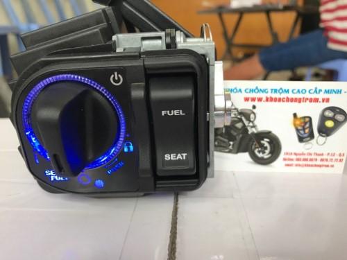 honda smart key airblade