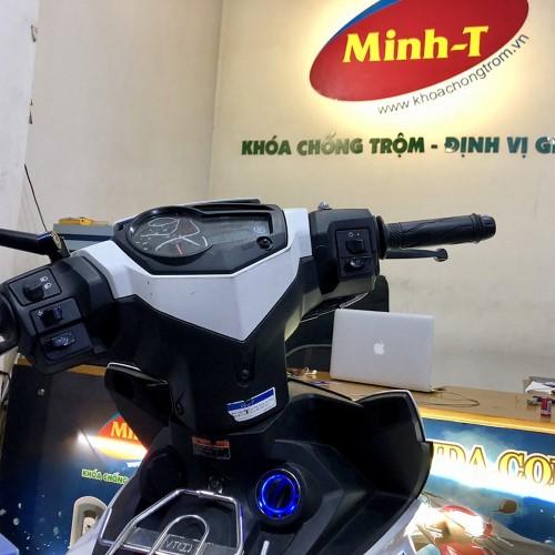 lắp smartkey cho exciter tại Minh T