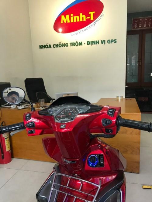 ổ khóa smartkey lắp trên xe máy