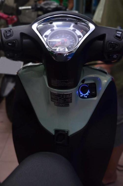 khóa chống trộm cho xe máy tay ga