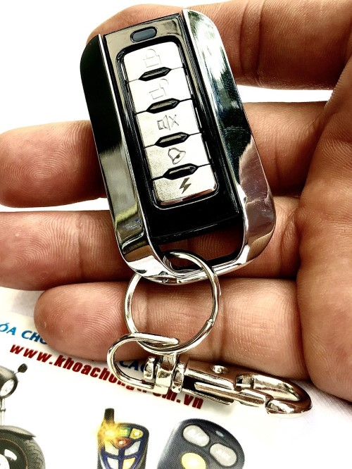 khóa remote chống trộm cho xe máy