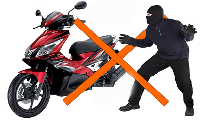 smartkey honda chống cướp